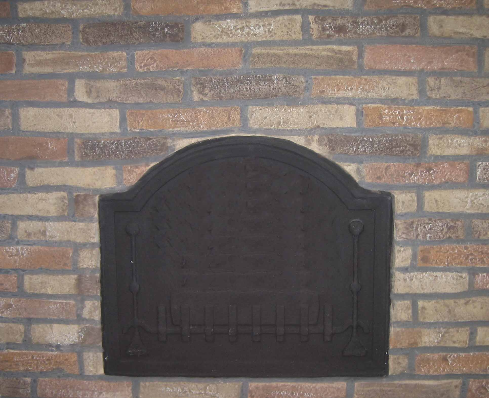 fireplace liner